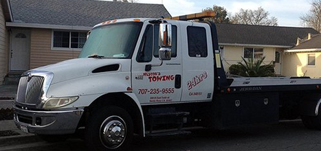 Roadside Assistance | Nestors Towing : Roseland, CA